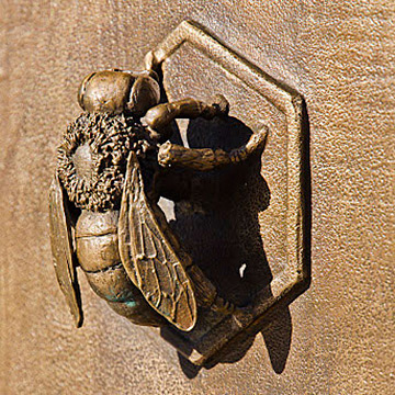 detail of bee